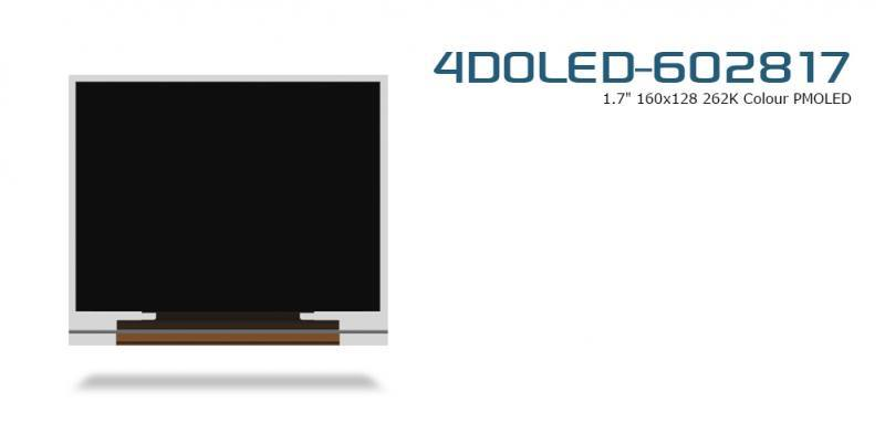 4DOLED-602817, 4D Systems